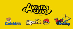 Get Connected with Awana every Wednesday @ 6:15 P.M.
